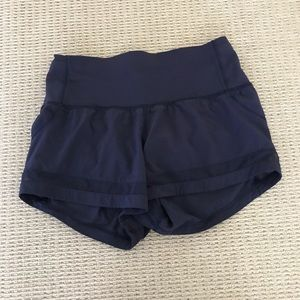 lulu lemon high waisted shorts